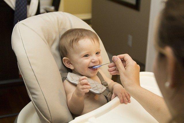 La meilleure chaise haute pour votre bébé
